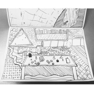 Altar CU layout