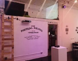 The Mystical Digital and Cyclothymia loft