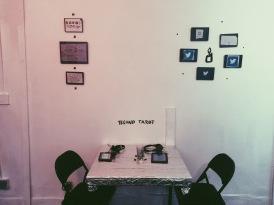 Techno Tarot with Ritual of the Moon handmade objects